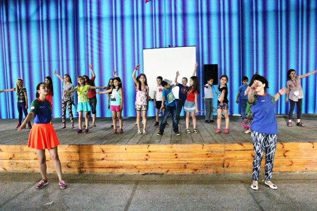 Детский лагерь «Машук». г. Пятигорск