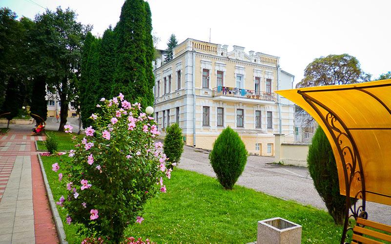 Санаторий «СМЕНА» ФМБА г. Кисловодск