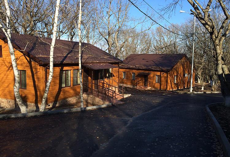 Детский лагерь«Машук»